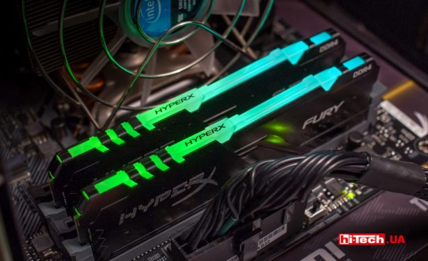 Kingston HyperX FURY DDR4 RGB HX432C16FB3AK2/16