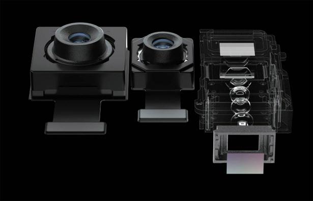 «Перископная» телефотокамера имеется только у более продвинутого смартфона OPPO Find X2 Pro