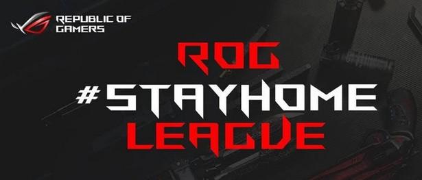 rog stayhome league
