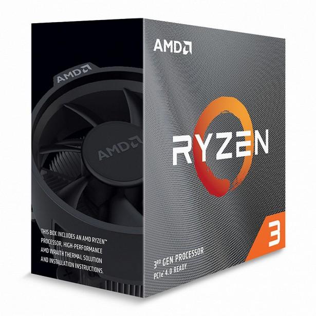 Ryzen 3 3100 и Ryzen 3 3300X