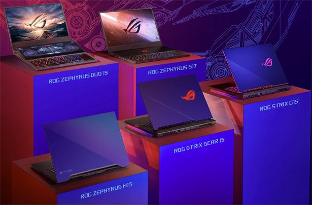Игровые ноутбуки ASUS ROG с жидким металлом в качестве термоинтерфейса
