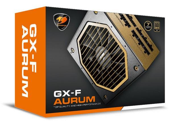 Cougar GX-F Aurum