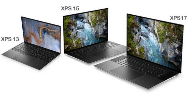 Dell XPS 13 15 17 2020