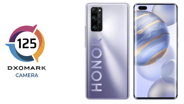Honor 30 Pro+ оценка DXOMARK