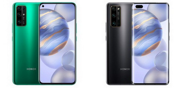 Honor 30 and 30 pro
