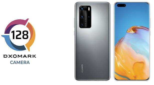 Huawei P40 Pro в рейтинге DXOMARK