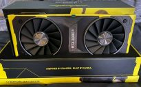 NVIDIA GeForce RTX 2080 Ti Cyberpunk 2077 Edition