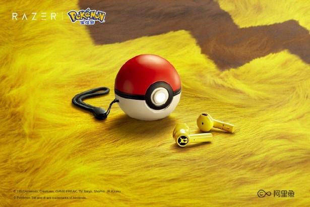 Razer Pokemon Pikachu True Wireles