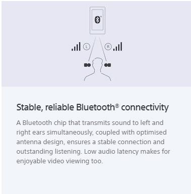 Sony WF-XB700 bluetooth
