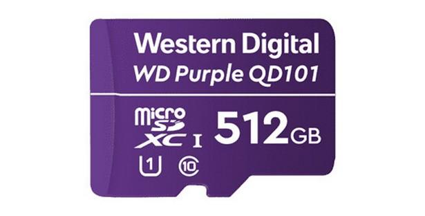 WD Purple QD101