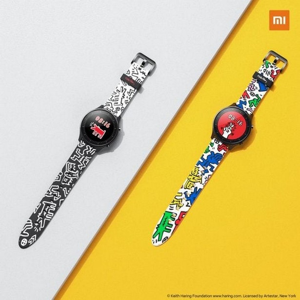 Xiaomi Watch Color Keith Haring Edition
