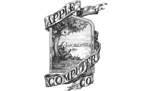 apple logo 1st