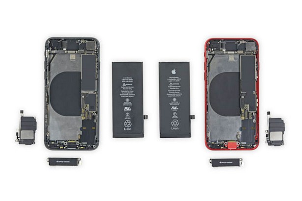 iphone 8 vs iphone se 2