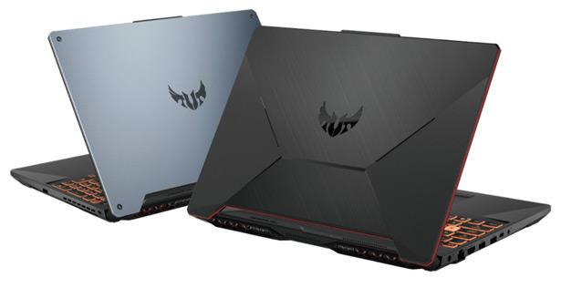 ASUS TUF Gaming A15 (FA506) и TUF Gaming A17 (FA706)