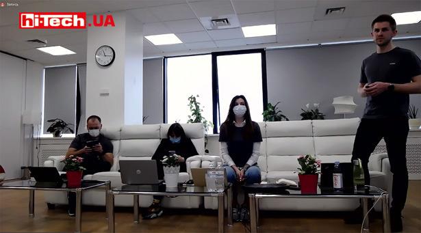 Презентация Huawei Y6p, Huawei Y5p, Huawei Freebuds 3i в Украине