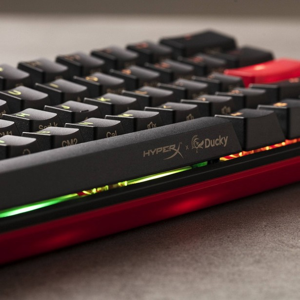 HyperX x Ducky One 2 Mini