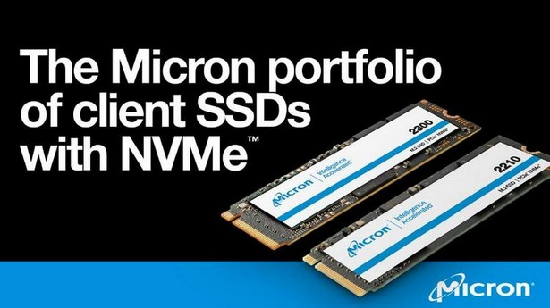 Micron 2210 и Micron 2300