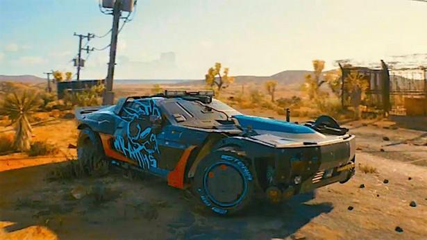 Reaver Cyberpunk 2077