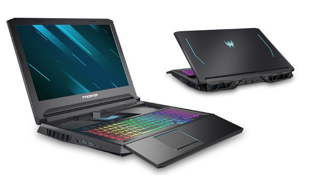 Acer Predator Helios 700 (PH717-72)