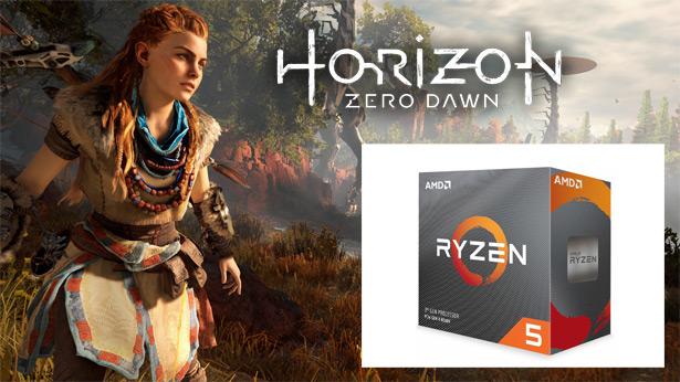 Horizon Zero Dawn бесплатно для покупателей AMD Ryzen
