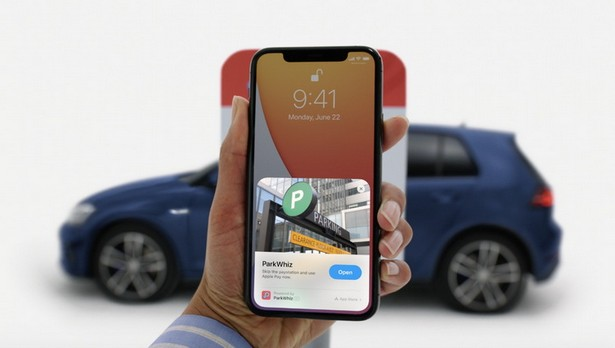 Apple CarPlay ios 14 WWDC 2020