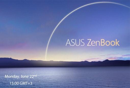 Презентация ноутбуков ASUS ZenBook