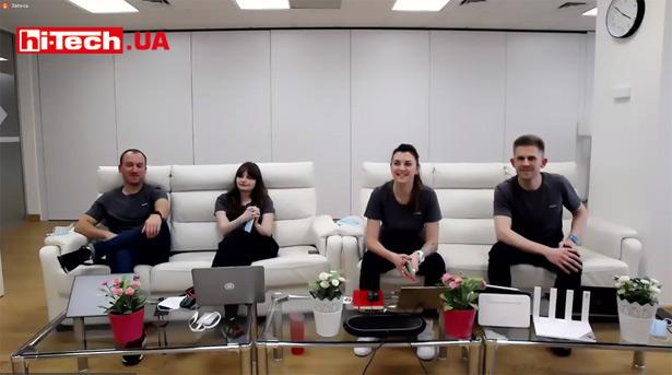 Онлайн-презентация новинок Huawei