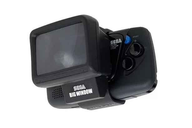 Sega Game Gear Micro