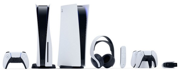 Sony PlayStation 5 family