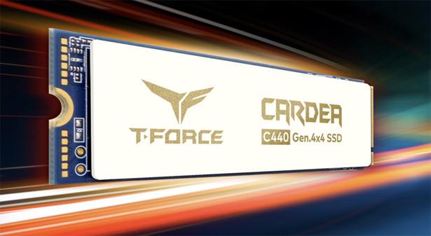 Team Group T-FORCE CARDEA Ceramic C440 с керамическим радиатором