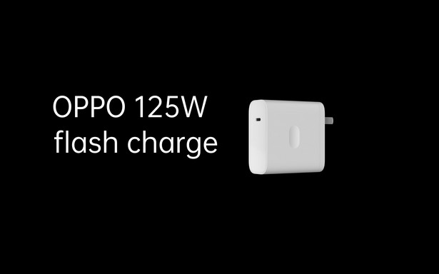 OPPO 125W Flash Charge