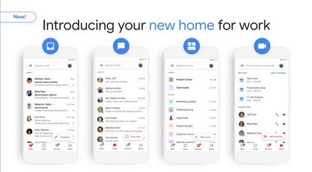 Gmail new 2020