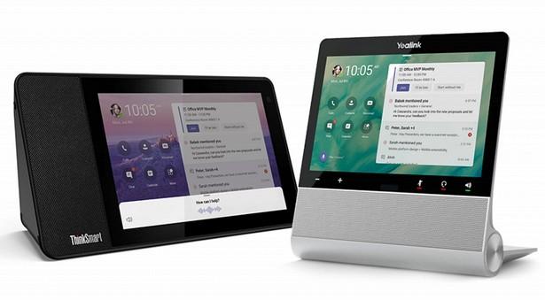 Lenovo Yeelink Microsoft Teams Display