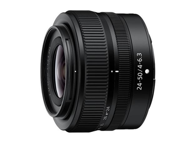 Объектив Nikkor Z 24-50mm F4-63