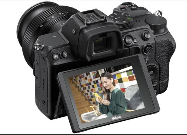 Экран Nikon Z 5