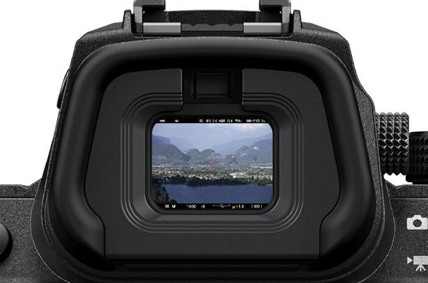 Видоискатель Nikon Z 5