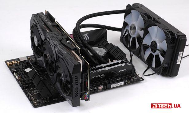 ASUS сборка Intel lga 1200