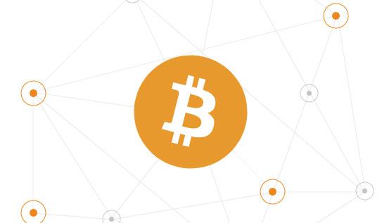 Bitcoin логотип