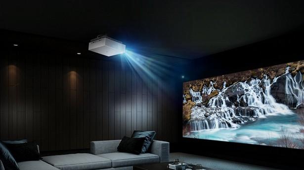 LG Cinebeam 4K UHD Laser