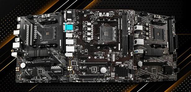 MSI AMD A520