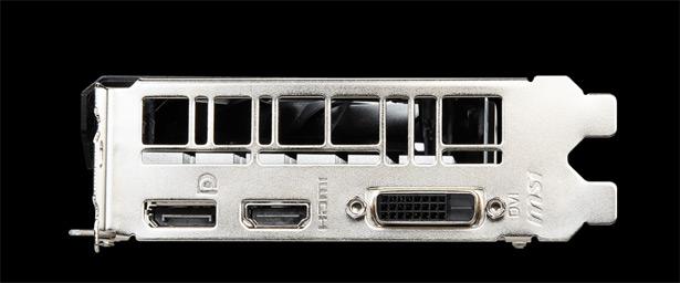 MSI GeForce GTX 1650 D6 AERO ITX OCV1