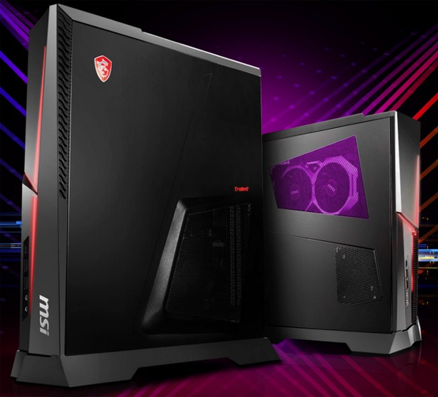 MSI MPG Trident AS и MPG Trident A