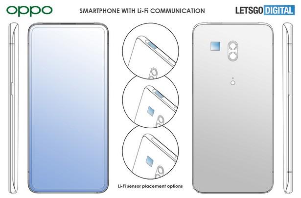 Oppo Li-Fi deveelopment