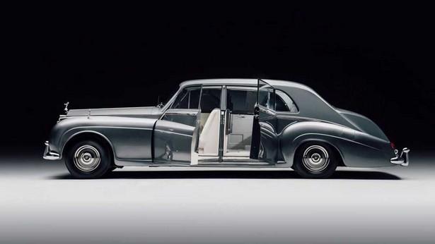 Rolls-Royce Silver Cloud Lunaz