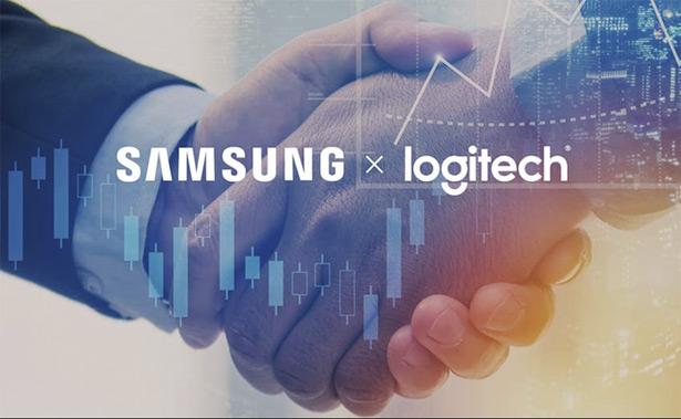Samsung и Logitech объявили о партнерстве
