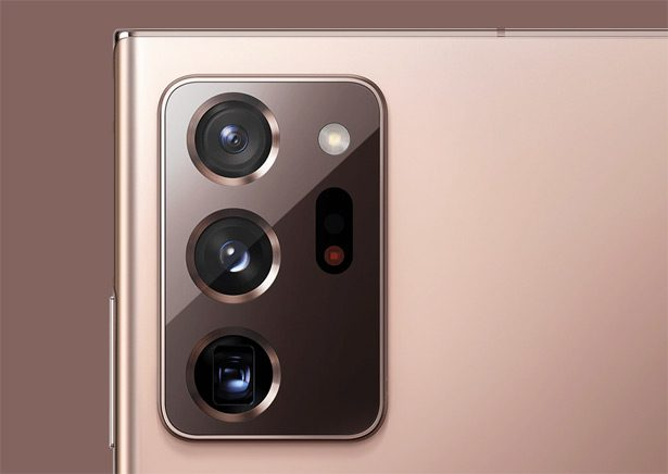 Камера Samsung Galaxy Note20 Ultra