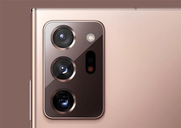 Note 20 Ultra  камери