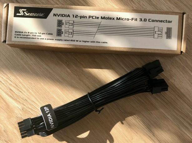 Seasonic NVIDIA GeForce RTX 3000
