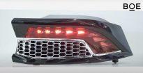 boe oled lights car