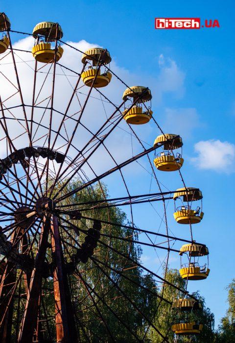 Чернобыльская зона, тур